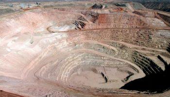 Cierre de la mina Cerro Colorado
